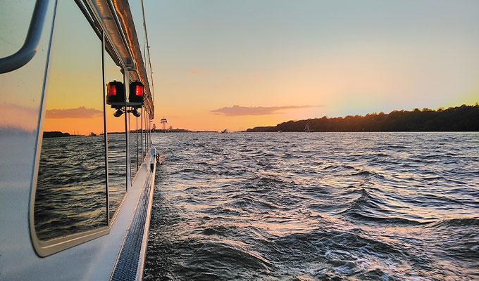 Abendfahrten-Bergedorfer-Schifffahrtslinie