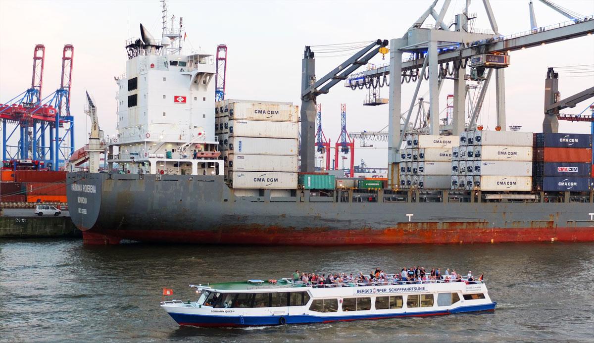 Serrahn Queen Hafen