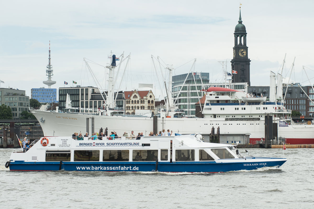 Serrahn Star Hafen
