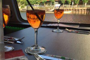Italieinscher Abend - Aperol Spritz