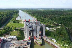 Schiffshebewerk Scharnebeck (C) WSA Uelzen (2)