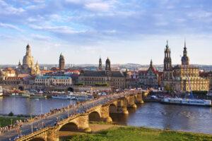 Dresden SilhouetteFoto: DMG/Dittrich